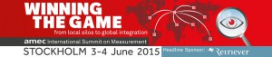 AMEC International Summit on Measurement 2015