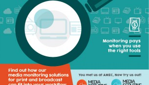 Using monitoring to measure communication effectiveness