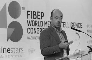 Dr Stavros Vologiannidis, keynote at FIBEP WMIC16