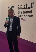 Thomas Stoeckle at Arabian Travel Market, Dubai April 2017