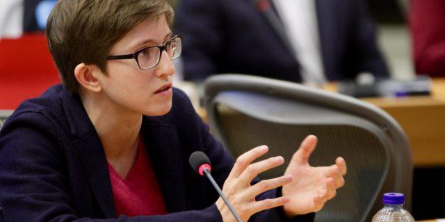 Julia Reda, MEP, Pirate Party