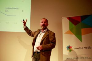 Phil Lynch, Newton Insight, leads AMEC Measurement Month Event in Prague