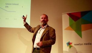Phil Lynch, Newton Insight, leads AMEC Measurement Month Event in Prague