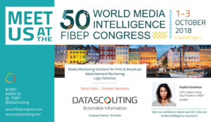 Meet us at the FIBEP WMIC18