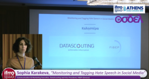 Sophia Karakeva on hate speech at the IFRRO Athens World Congress