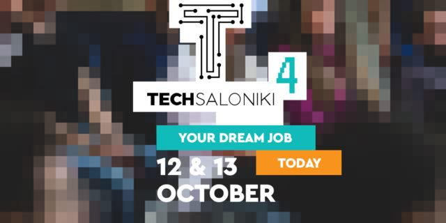 Techsaloniki, 12-13 October 2018