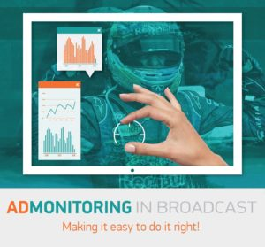 Broadcast ad monitoring