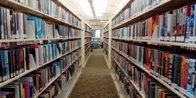 Academic library as third party paper