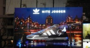 Advertising Technology - Adidas Nite Jogger