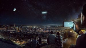 Advertising Technology - A Russian startup, StartRocket, plans massive billboards to beam advertisements to Earth.StartRocket