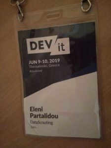 DEVit Thessaloniki, 9-10 June 2019
