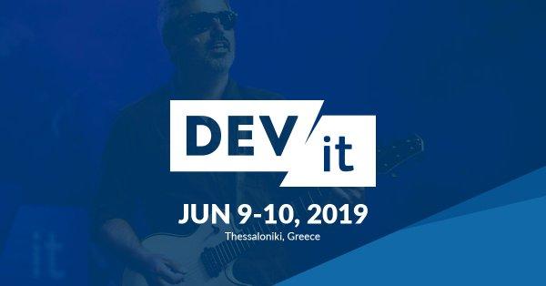 DEVit Thessaloniki, 9-10 June 2019