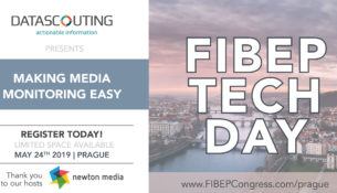 FIBEP Tech Day, Prague 2019
