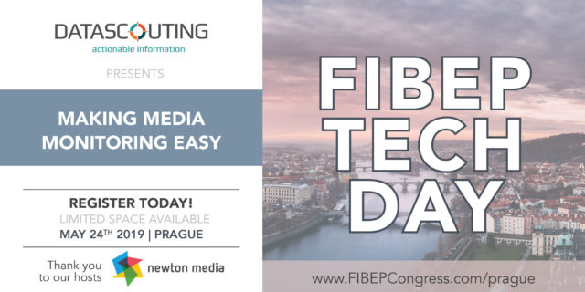FIBEP Tech Day, Prague 2019