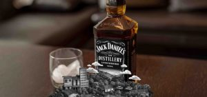 Advertising Technology - Jack Daniel's turns bottles into pop-up books with AR app