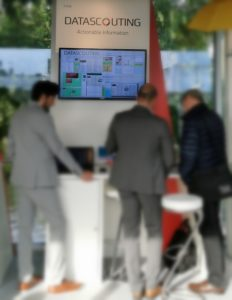 DataScouting showcasing at the IBC Show 2019