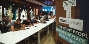 TechSaloniki-Find your dream job