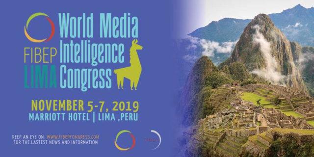 FIBEP World Media Intelligence, Lima