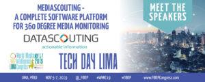 FIBEP TechDay Lima_DataScouting_Speaker