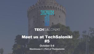 DataScouting at TechSaloniki #5