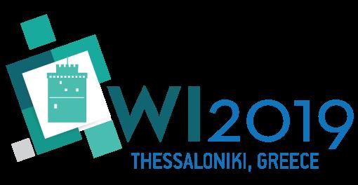 Web Intelligence Congress 2019
