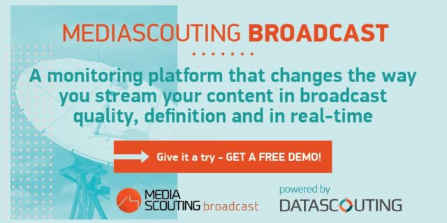 Broadcast Media Monitoring with MediaScouting Broadcast