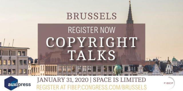 FIBEP 2020 Copyright Talks