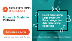 MediaScouting Broadcast - the ideal software solution for efficient Broadcast Monitoring