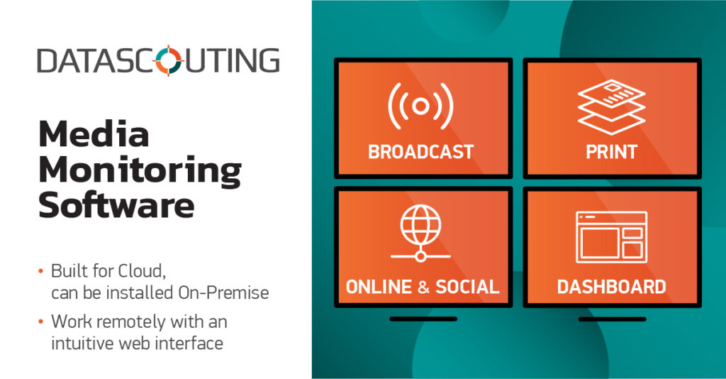 Media Monitoring Software-MediaScouting Suite