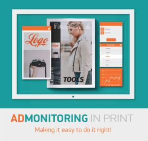 Monitoreo de anuncios en medios impresos