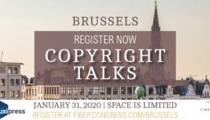 En Bruselas, para la 2020 FIBEP Copyright Talks
