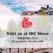 IBC Show 2019 – DataScouting apresentando soluções de Media Intelligence