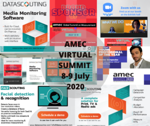 DataScouting at the AMEC Virtual Global Summit 2020