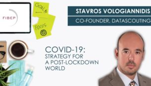Stavros Vologiannidis, DataScouting in an interview with FIBEP about COVID-19 post lockdown strategy