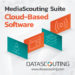cloud based software solution by DataScouting