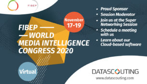 DataScouting is a proud sponsor of FIBEP WMIC2020