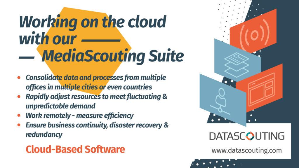 FIBEP WMIC 2020 - DataScouting cloud based software