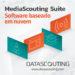 Software baseado em nuvem para DataScouting