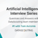 AI Interview Series_Artificial Intelligence & Ethics