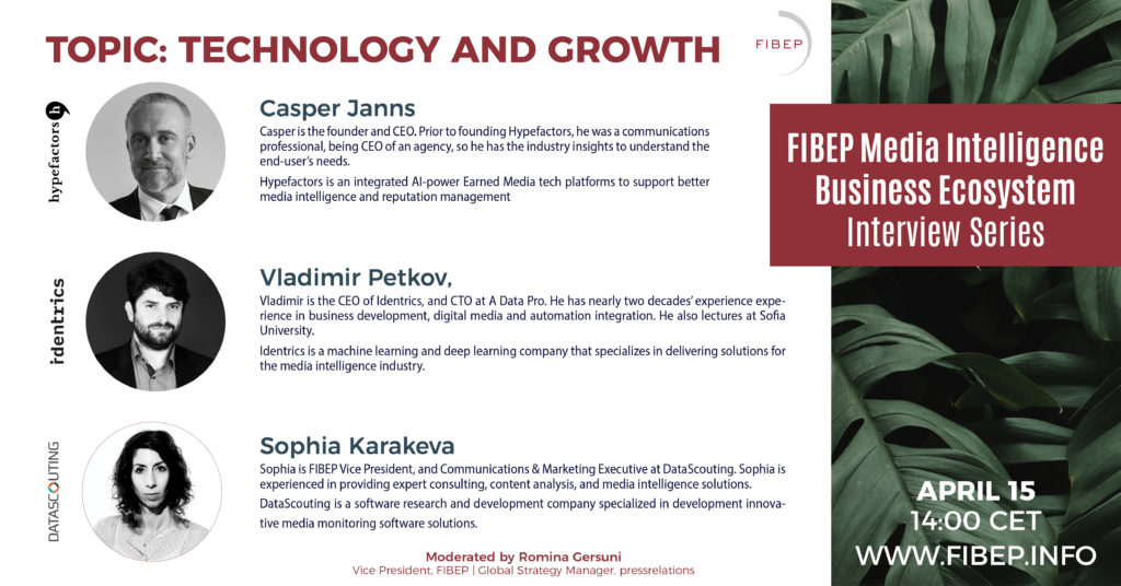 FIBEP MIBE interview series: Technology and Growth