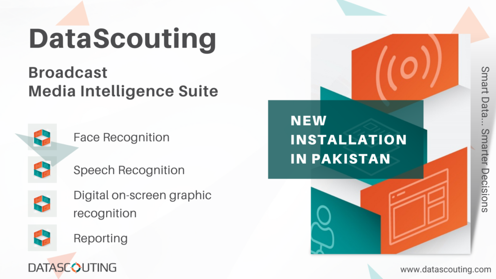 Installing the DataScouting Broadcast Suite in Pakistan