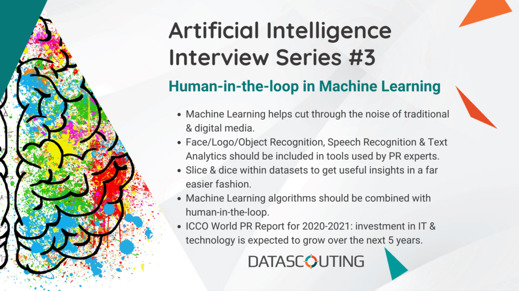 Human-in-the-loop in Machine Learning