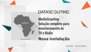 Nigéria - nova instalação do Broadcast Monitoring Suite